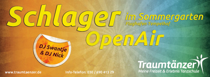 Schlager-OpenAir Party