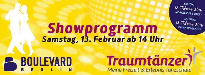 Traumtänzer Showprogramm