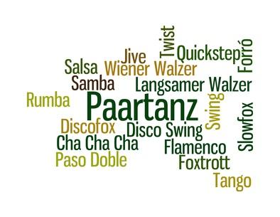 Paartanz - grn