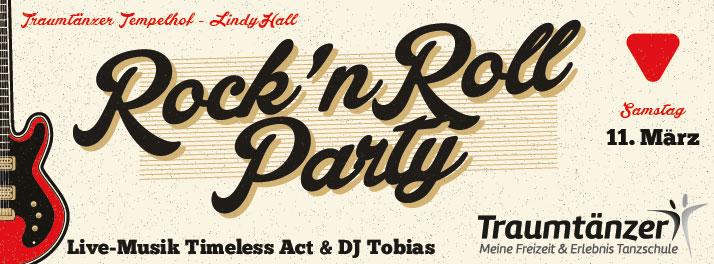 Titelbild Rock´n`Roll Party