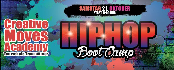 3. HipHop Boot Camp