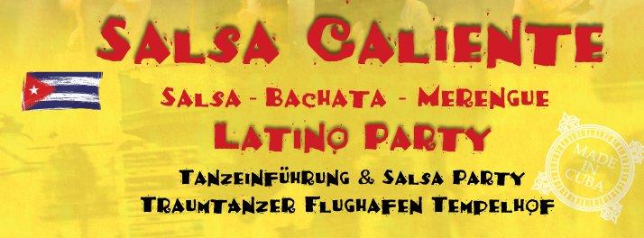 Salsa Caliente - Übungsabend