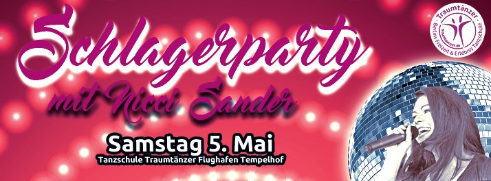 Single party berlin tempelhof