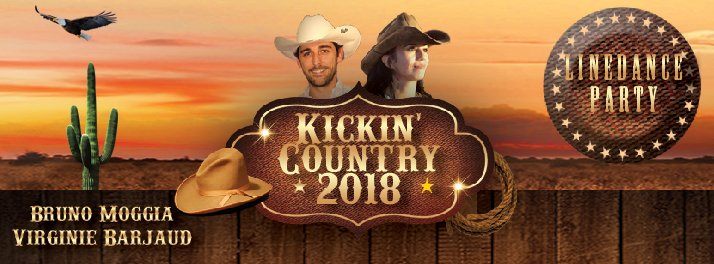 KickinCountry LineDanceParty