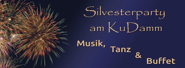 Silvesterparty am KuDamm