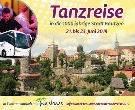 Tanzreise 2019 Bautzen