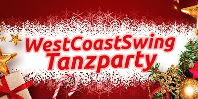 WestCoastSwing Tanzparty