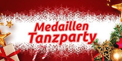 Medaillen-Tanzparty