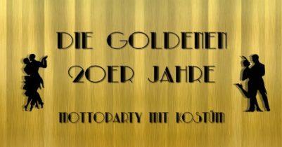 Die Goldenen 20er Jahre Party
